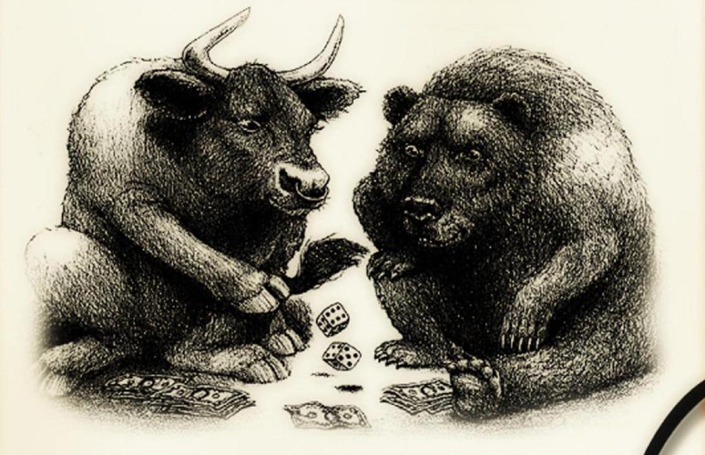 быки и медведи