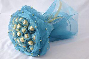 Букет из конфет2