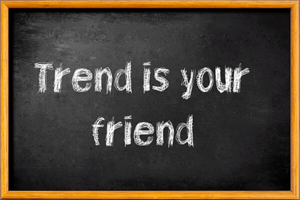 trend your friend